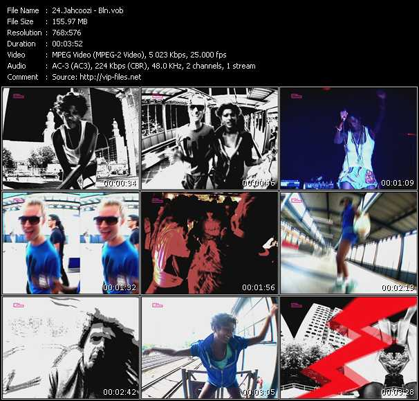 Jahcoozi video screenshot