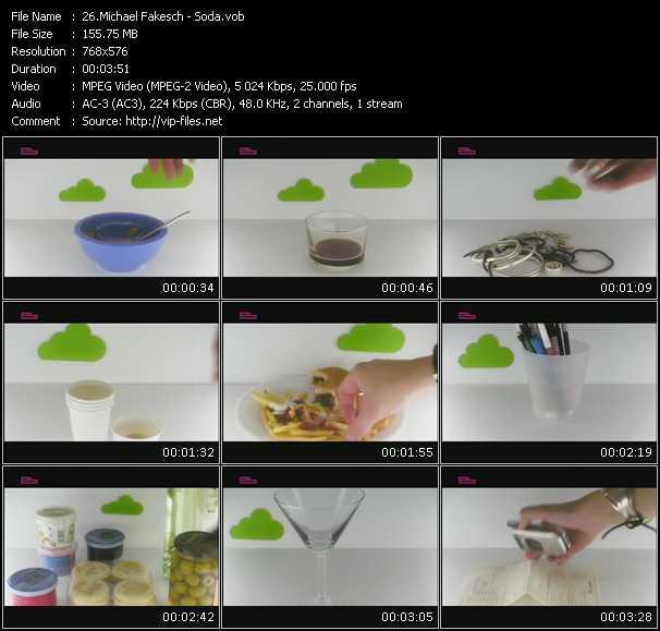 Michael Fakesch video screenshot