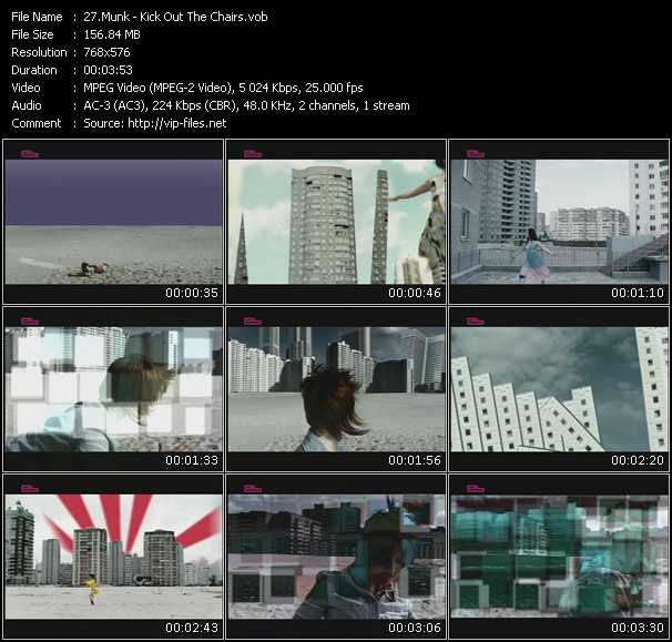 Munk video screenshot