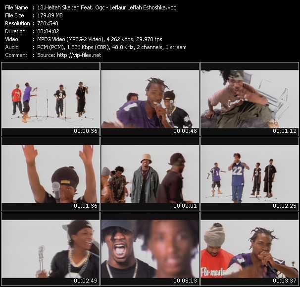 Heltah Skeltah Feat. Ogc video screenshot