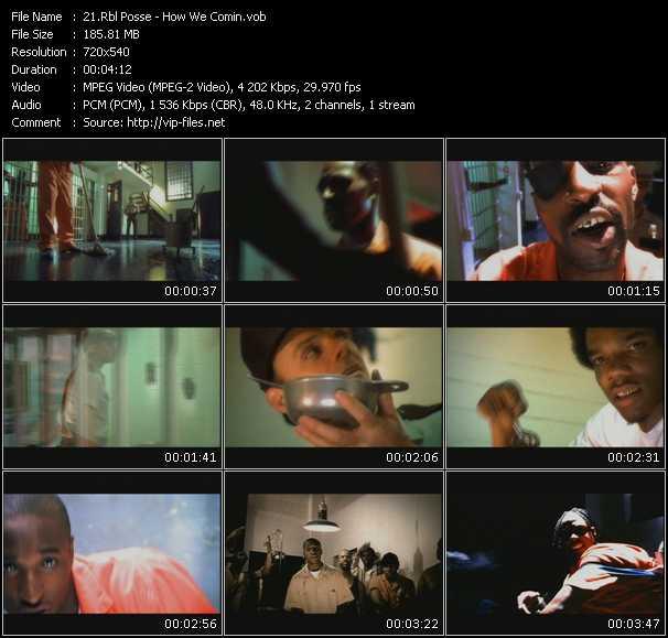 Rbl Posse video screenshot