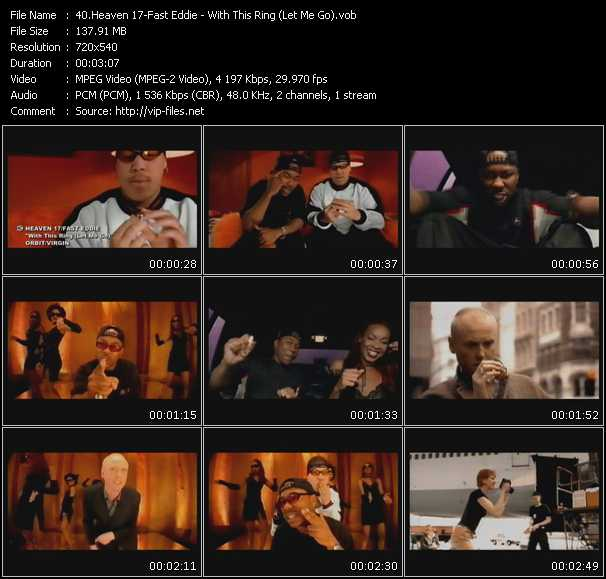 Heaven 17 - Fast Eddie video screenshot
