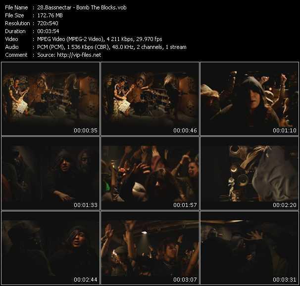Bassnectar video screenshot