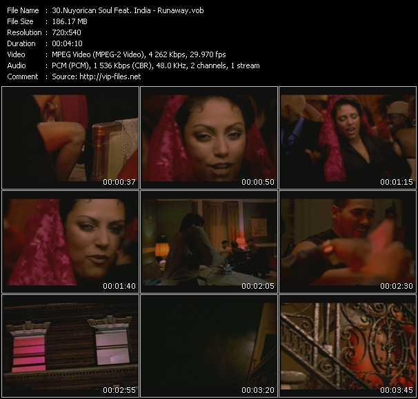 Nuyorican Soul Feat. India video screenshot