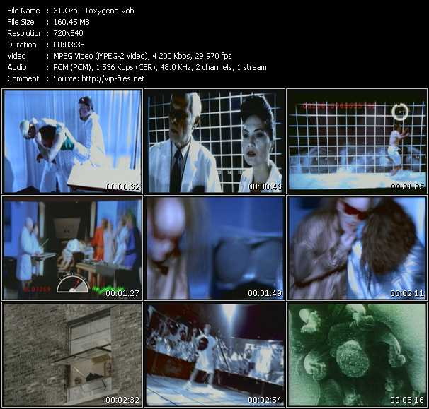Orb video screenshot