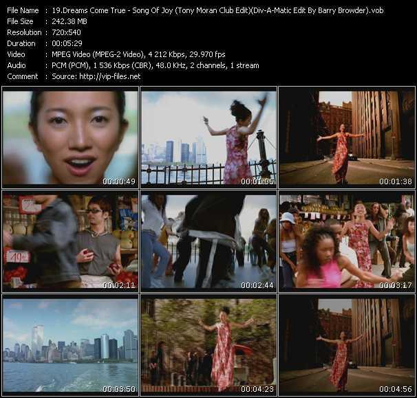 Dreams Come True video screenshot