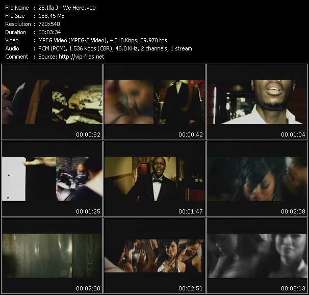 Illa J video screenshot