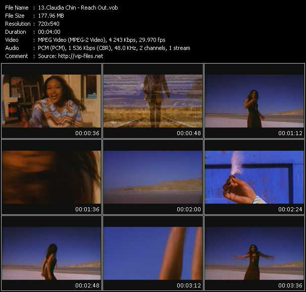 Claudia Chin video screenshot
