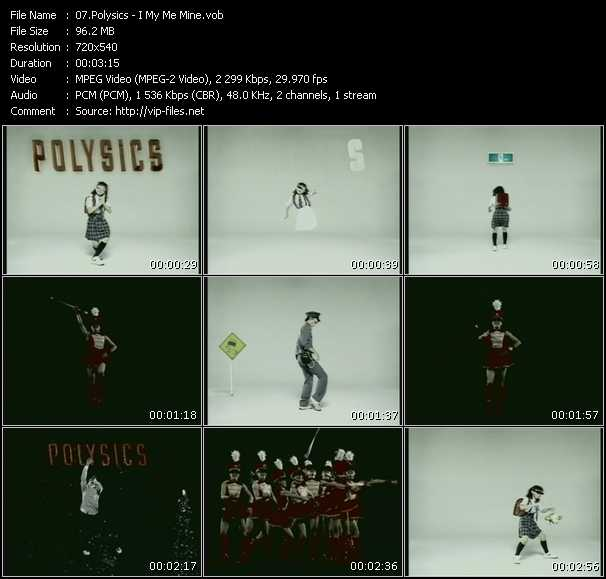 Polysics video screenshot