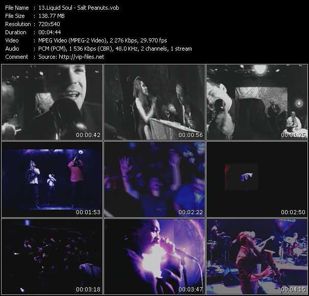 Liquid Soul video screenshot