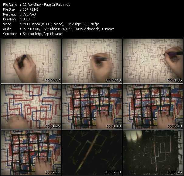 Ror-Shak video screenshot