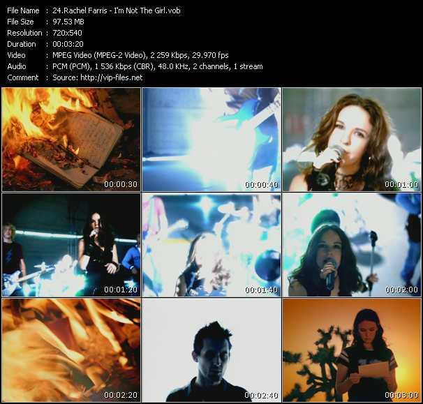 Rachel Farris video screenshot