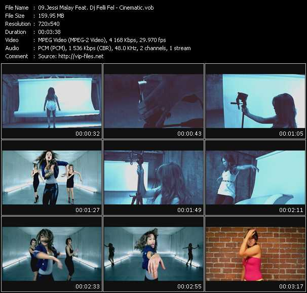 Jessi Malay Feat. Dj Felli Fel video screenshot