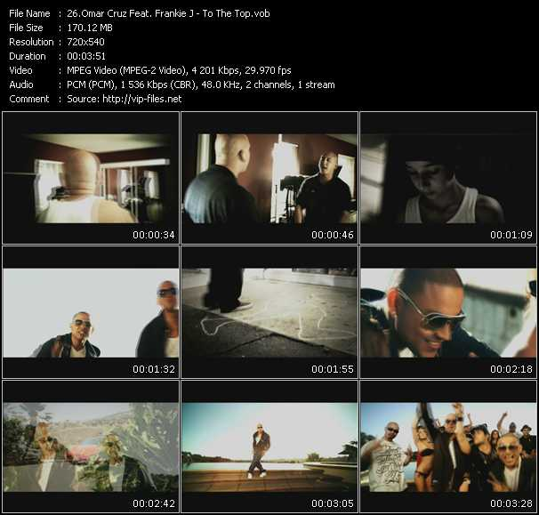 Omar Cruz Feat. Frankie J video screenshot