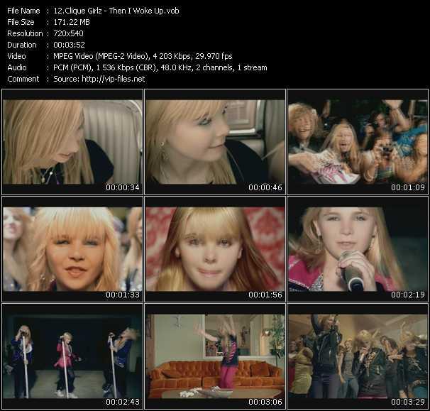 Clique Girlz video screenshot