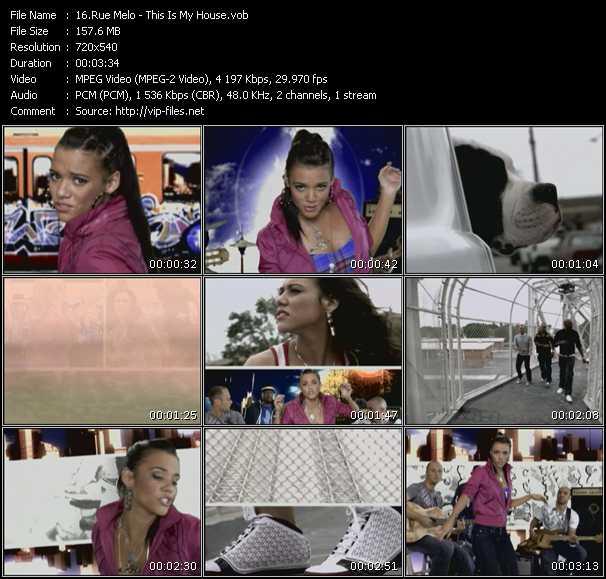 Rue Melo video screenshot