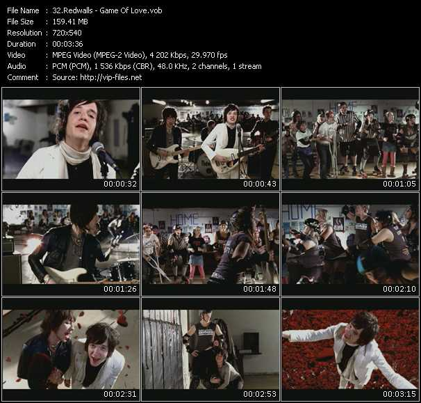 Redwalls video screenshot