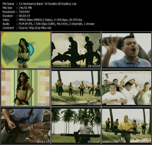 Hechizeros Band video screenshot