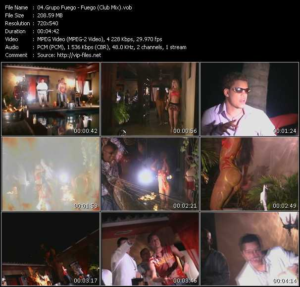 Grupo Fuego video screenshot