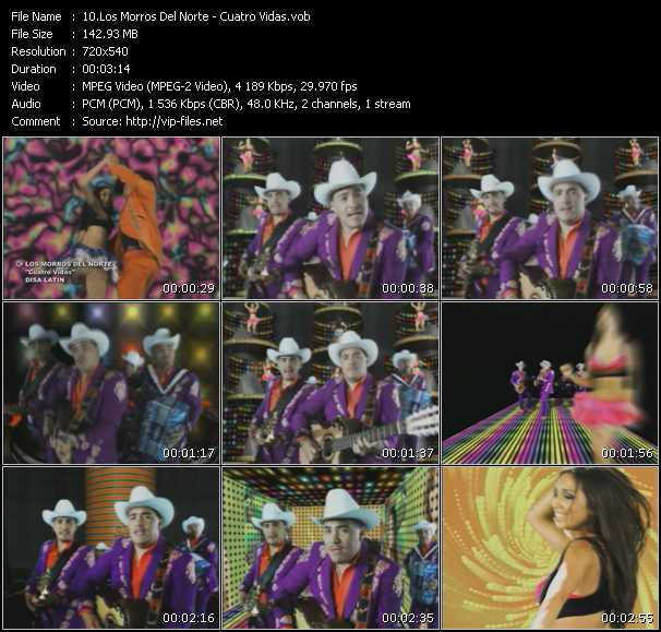 Los Morros Del Norte video screenshot