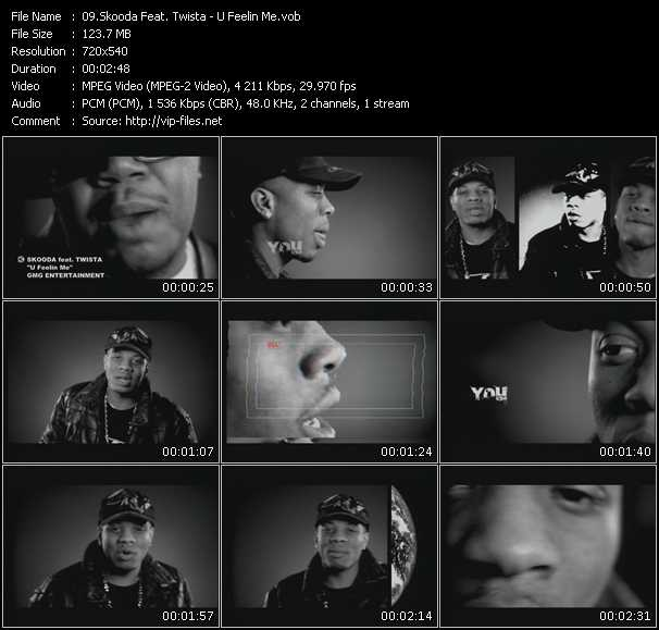 Skooda Feat. Twista video screenshot