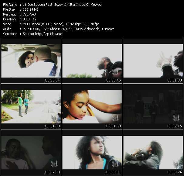 Joe Budden Feat. Suzzy Q video screenshot
