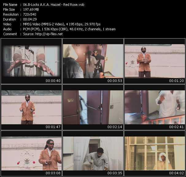 B-Locks A.K.A. Hazzel video screenshot