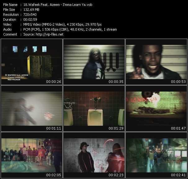 Wafeek Feat. Azeem video screenshot