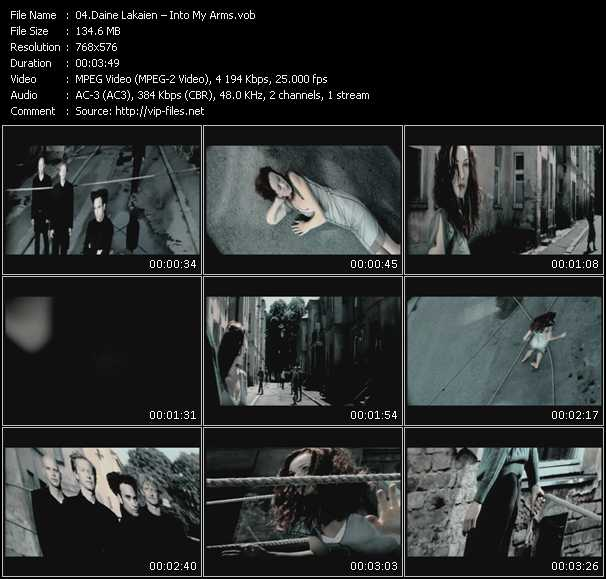 Daine Lakaien video screenshot
