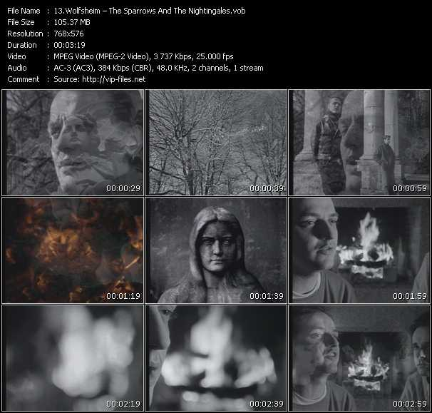 Wolfsheim video screenshot