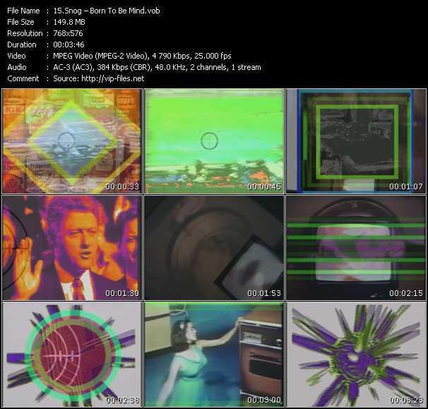 Snog video screenshot