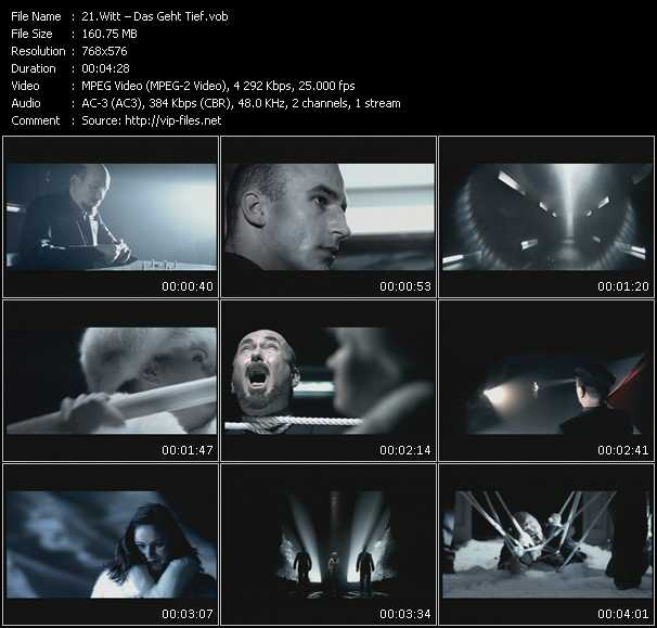 Witt video screenshot