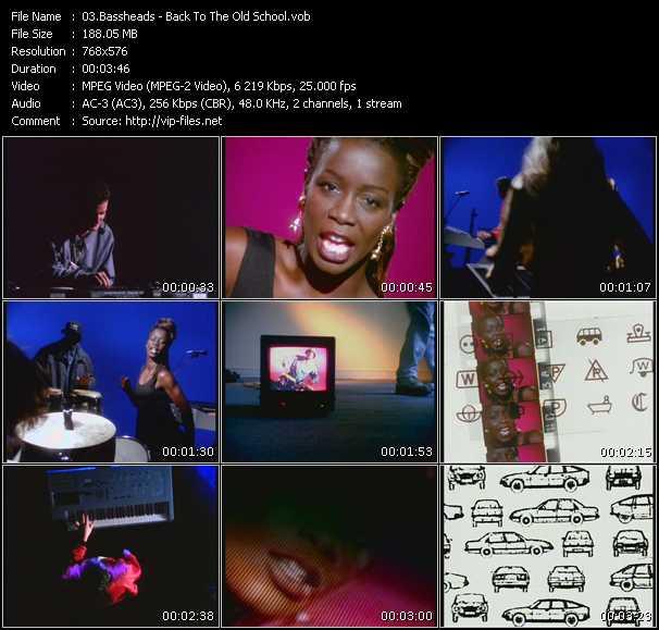 Bassheads video screenshot