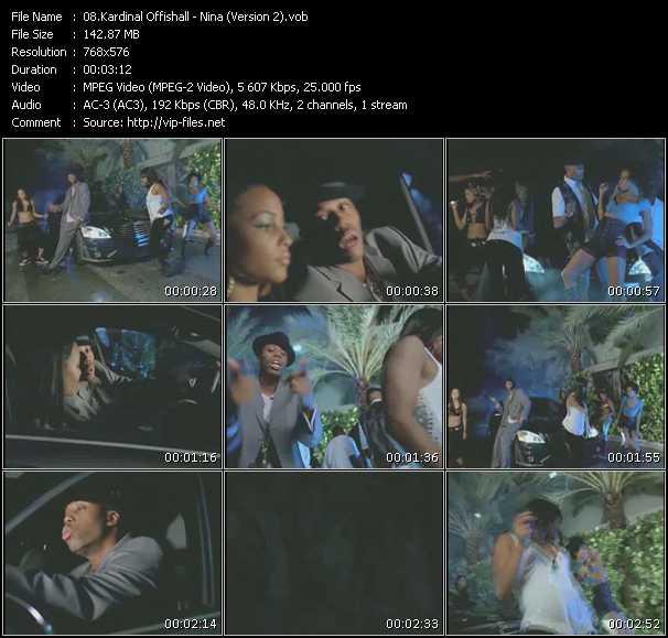 video Nina (Version 2) screen