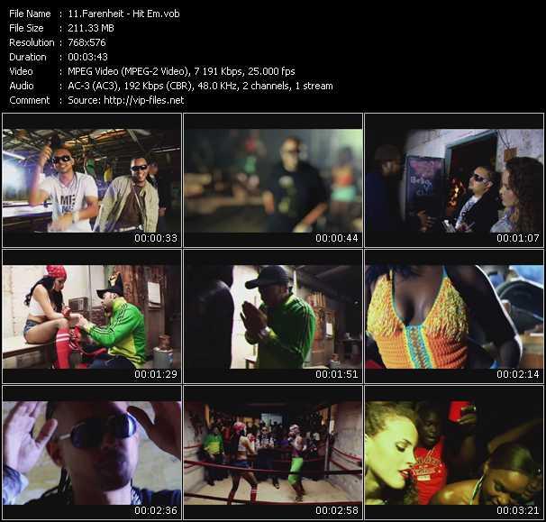 Farenheit video screenshot