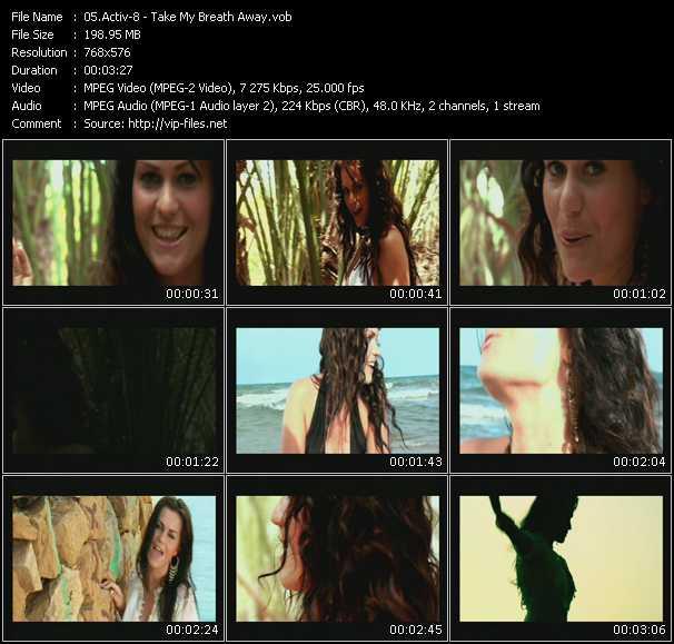 Activ-8 video screenshot