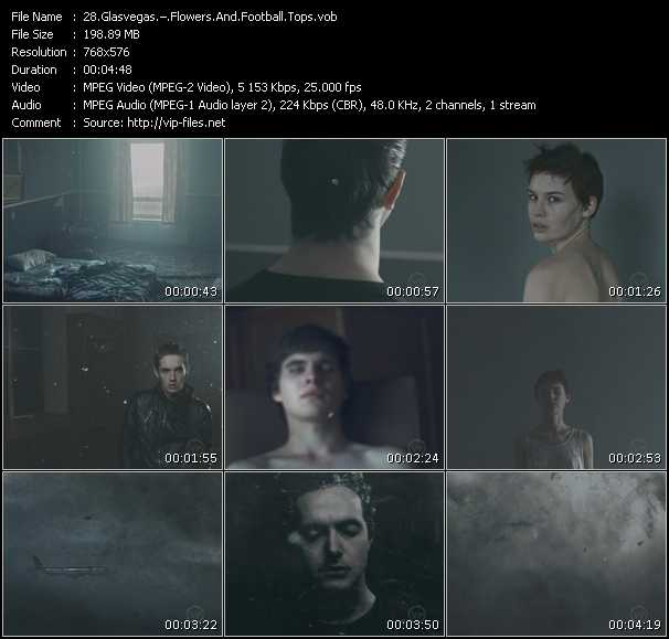 Glasvegas video screenshot