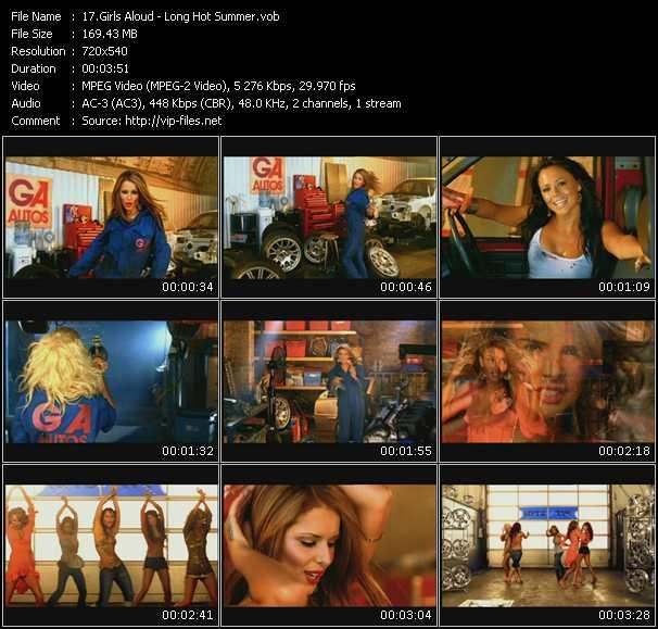 video Long Hot Summer screen