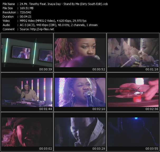 Mr. Timothy Feat. Inaya Day video screenshot