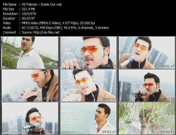 Fabrizio video screenshot