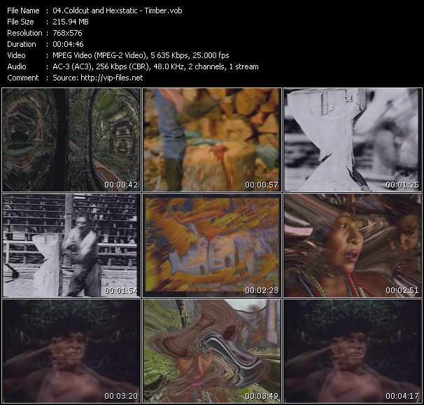 Coldcut And Hexstatic video screenshot