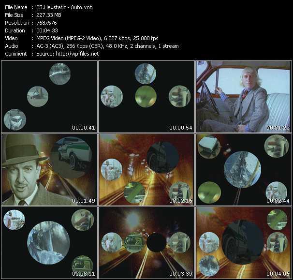 Hexstatic video screenshot