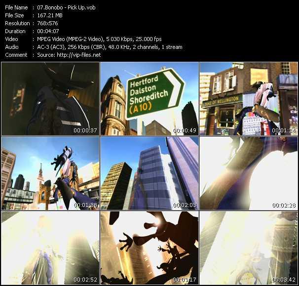 Bonobo video screenshot