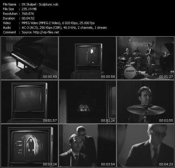 Skalpel video screenshot