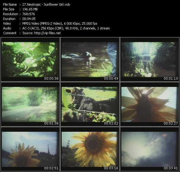 Neotropic video screenshot