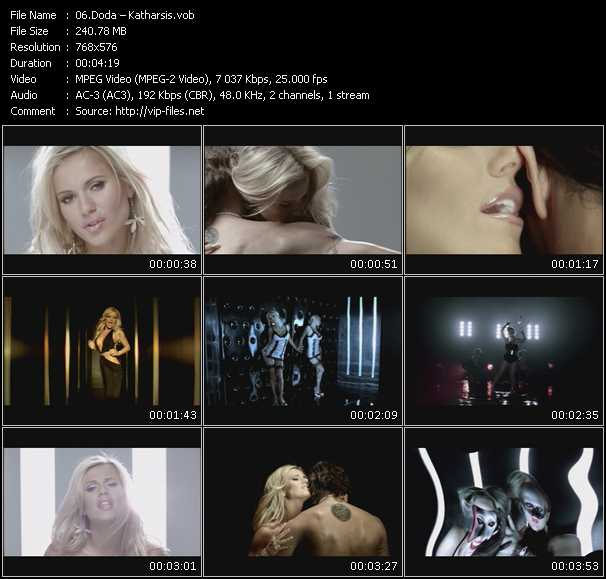 Doda video screenshot