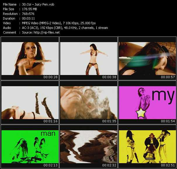 Ozi video screenshot