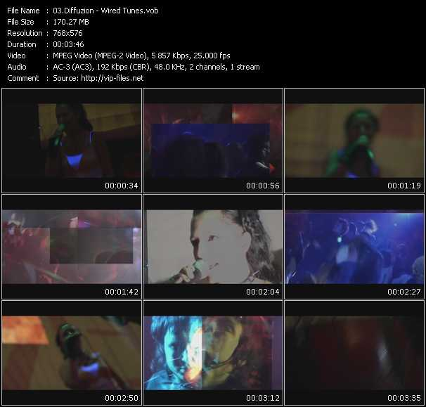 Diffuzion video screenshot