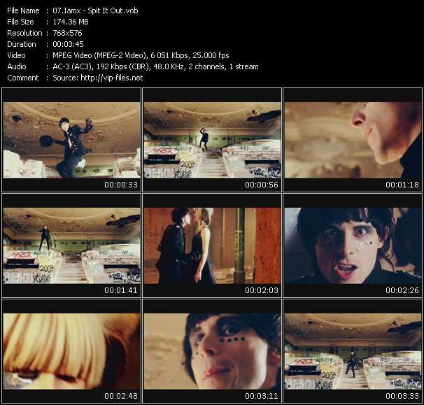 Iamx video screenshot