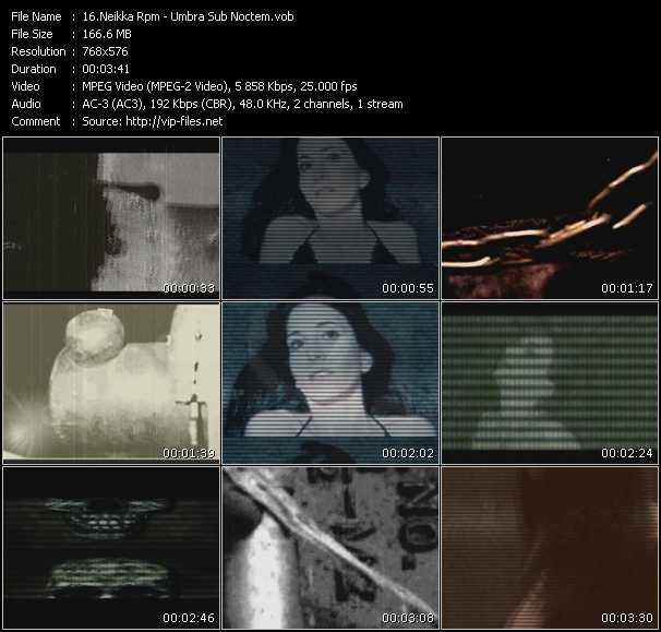 Neikka Rpm video screenshot